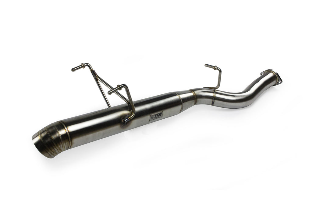 ISR Performance Series II EP Single Exhaust - Nissan 240sx 89-94 (S13)