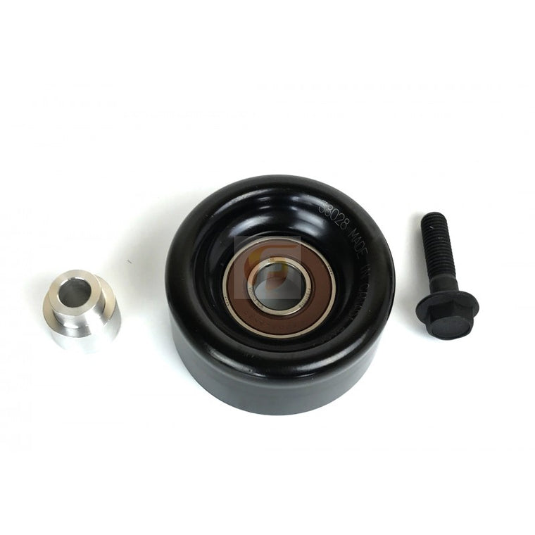 Cummins Dual Pump Idler Pulley Spacer and Bolt For use with FPE-34022 Fleece Performance