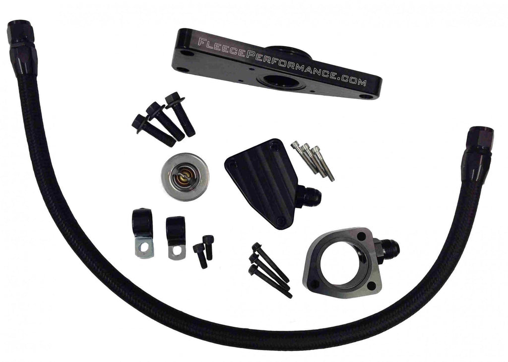 Cummins Coolant Bypass Kit 2007.5-2016 6.7L Fleece Performance