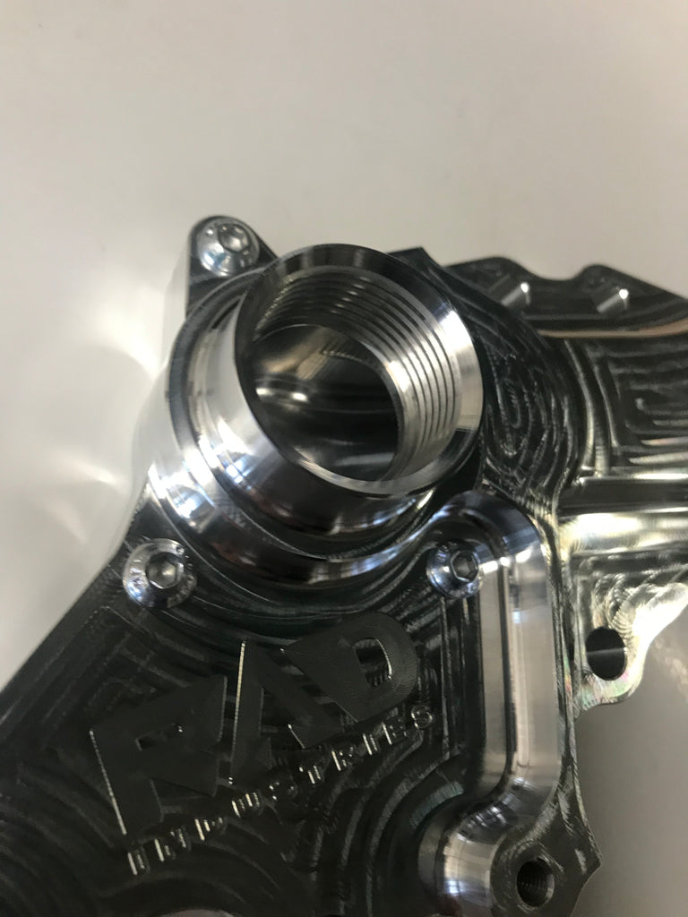 RAD Industries 2JZ Billet Water Inlet Alternator Bracket