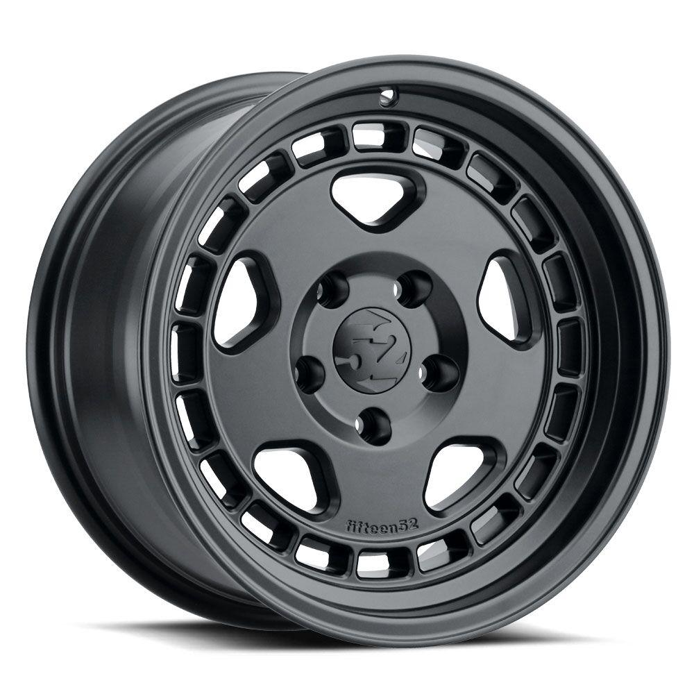TURBOMAC HD 17X8.5 ET0 6H139.7 ASPHALT BLACK 106.2