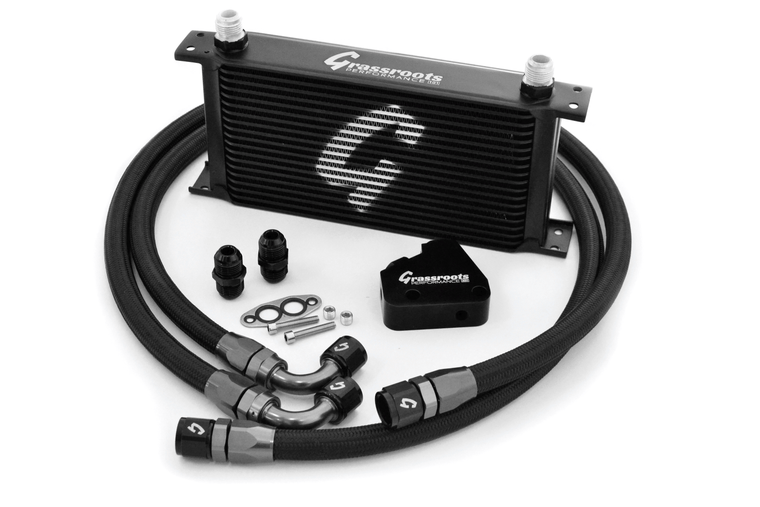 LSX DIRECT-FIT OIL COOLER KIT