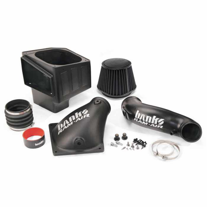 Banks Power 10-12 Dodge 6.7L Ram-Air Intake System - Dry Filter