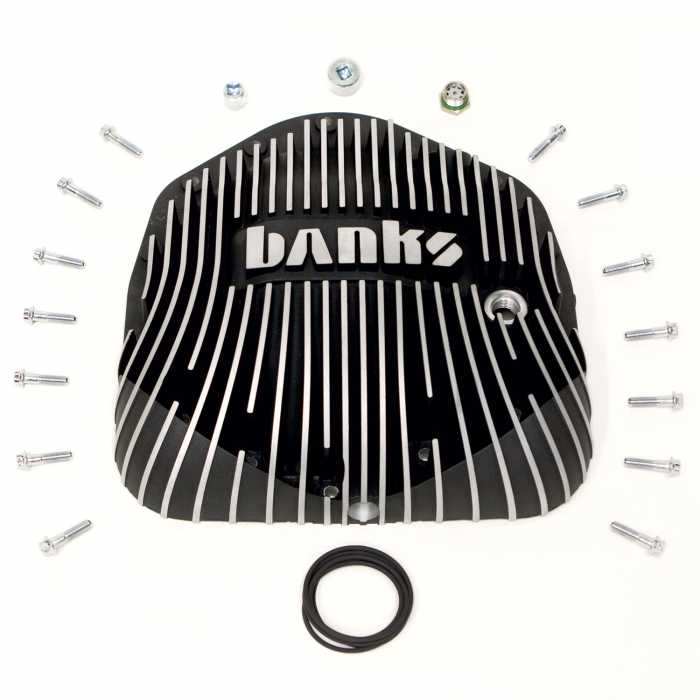BANKS Differential cover