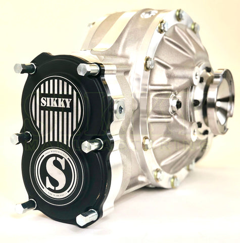 Sikky Pro 1000 Quick Change 10″ Rear End by Winters (LSD) - Quickstyle Motorsports Sikky Authorized Dealer