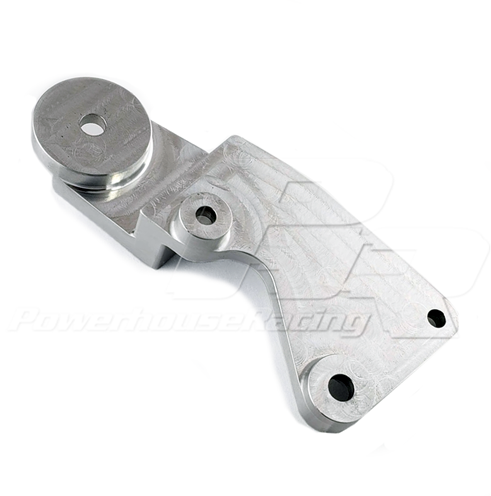 PHR Billet Secondary Idler Bracket, 2jz timing belt tensioner pulley