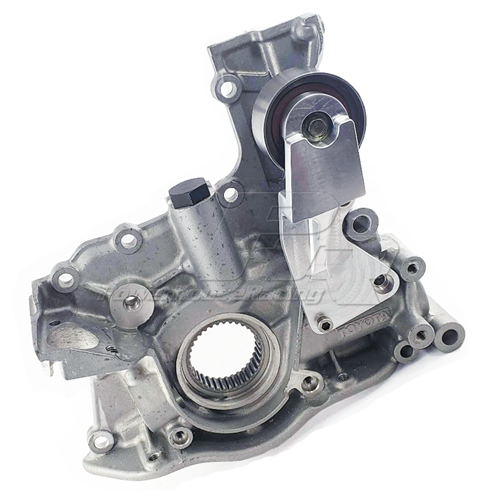 2JZ Billet Secondary Idler Bracket