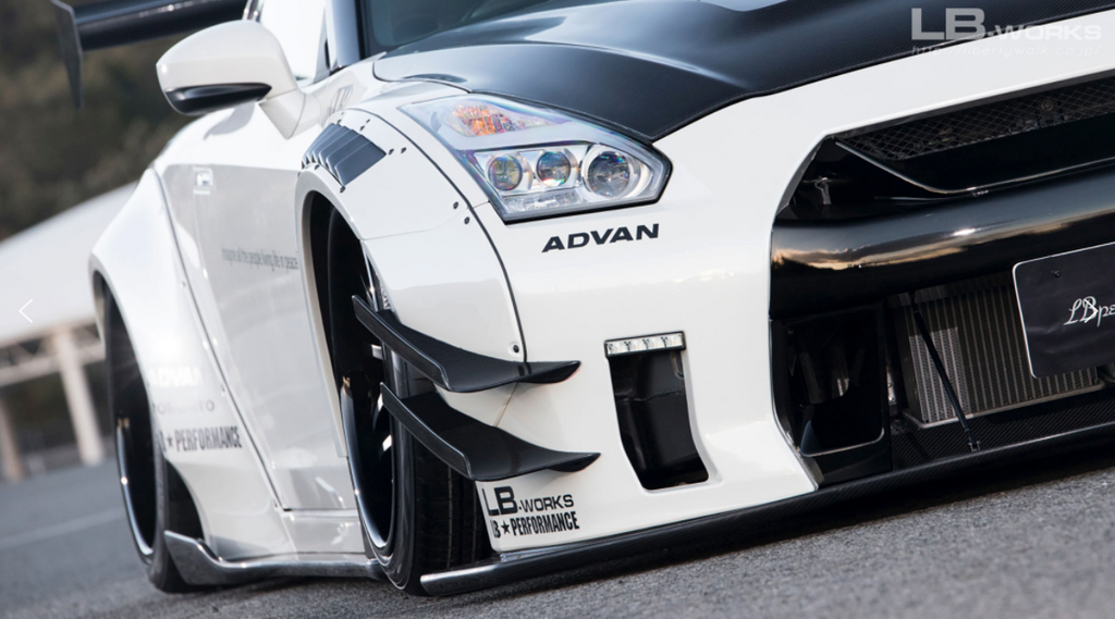 LB-WORKS NISSAN GT-R R35 type 2 - Quickstyle Motorsports