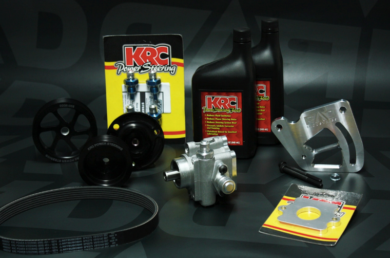 RAD Industries 2JZ  KRC Power Steering ELITE KIT