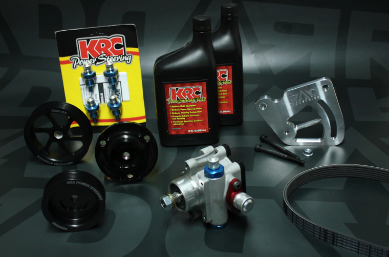 RAD Industries 2JZ  KRC Power Steering PRO KIT