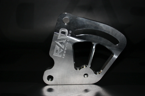 RAD Industries 2JZ Billet Bracket for KRC Power Steering Pump
