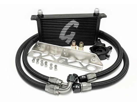 Universal 19-Row Performance Oil Cooler Kit