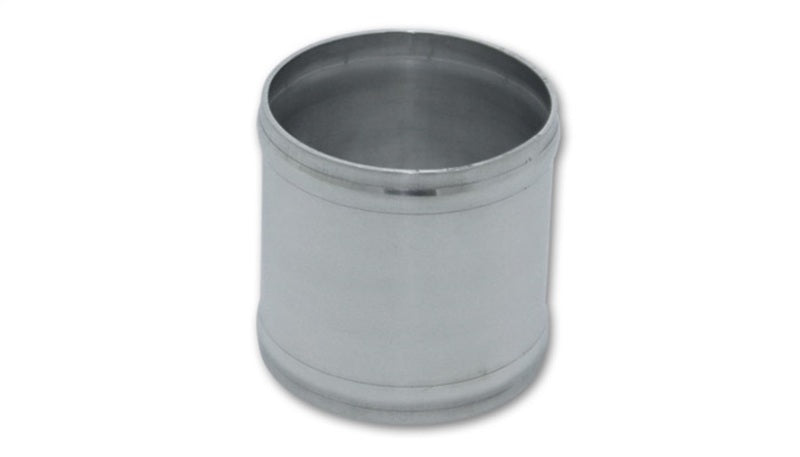 Vibrant Aluminum Joiner Coupling (1.5in Tube O.D. x 3in Overall Length)