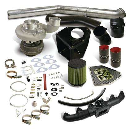 BD Diesel S474 Turbo Kit - 2007.5-2009 Dodge 6.7L Cummins