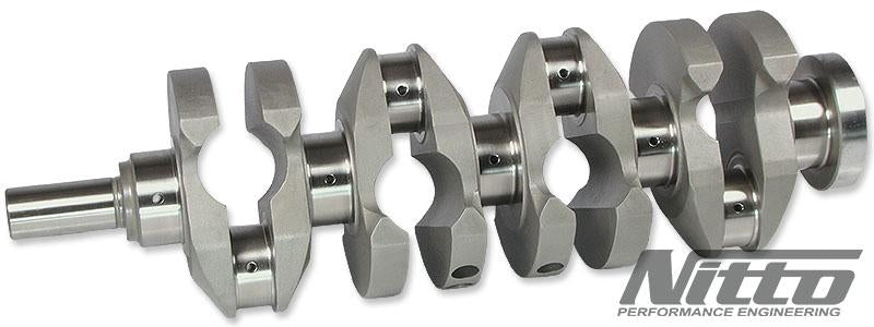 NITTO 4340 BILLET CRANKSHAFTS RB26 RB30