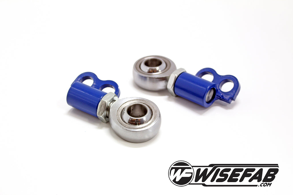 WISEFAB BMW E36 FD LEGAL LOCK KIT WITH EXTRA LIGHT ARMS - Quickstyle Motorsports