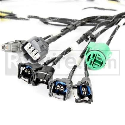 Rywire Honda B/D-Series OBD1 Tucked Budget Engine Harness