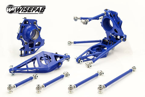 WISEFAB BMW F22 BMW 2 SERIES REAR SUSPENSION KIT - Quickstyle Motorsports