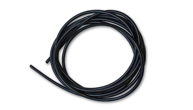 Vibrant 5/32 (4mm) I.D. x 50 ft. of Silicon Vacuum Hose - Black