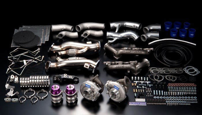 HKS SET UP KIT GT1000+ R35 - Quickstyle Motorsports