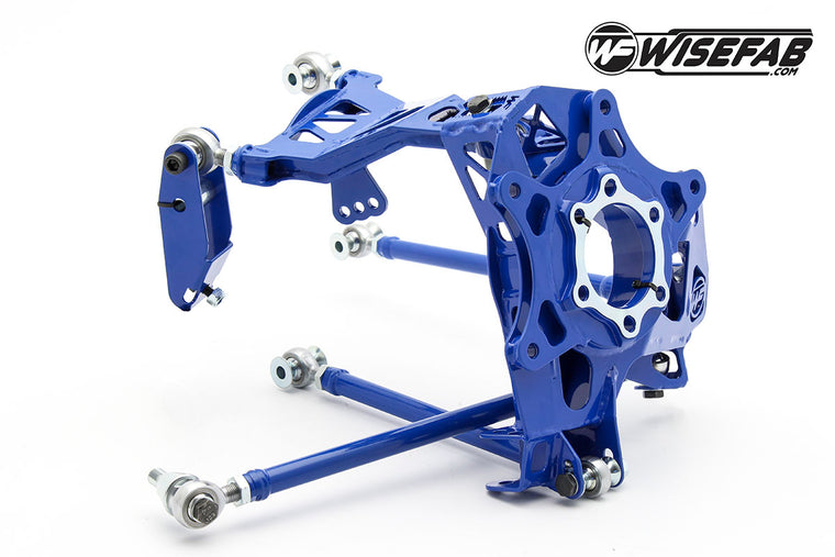 NISSAN 350Z REAR SUSPENSION KIT - Quickstyle Motorsports