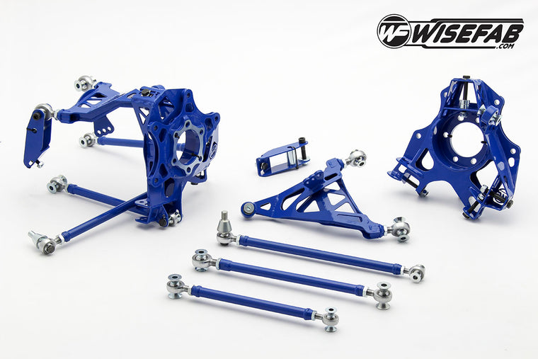 NISSAN 350Z REAR SUSPENSION KIT