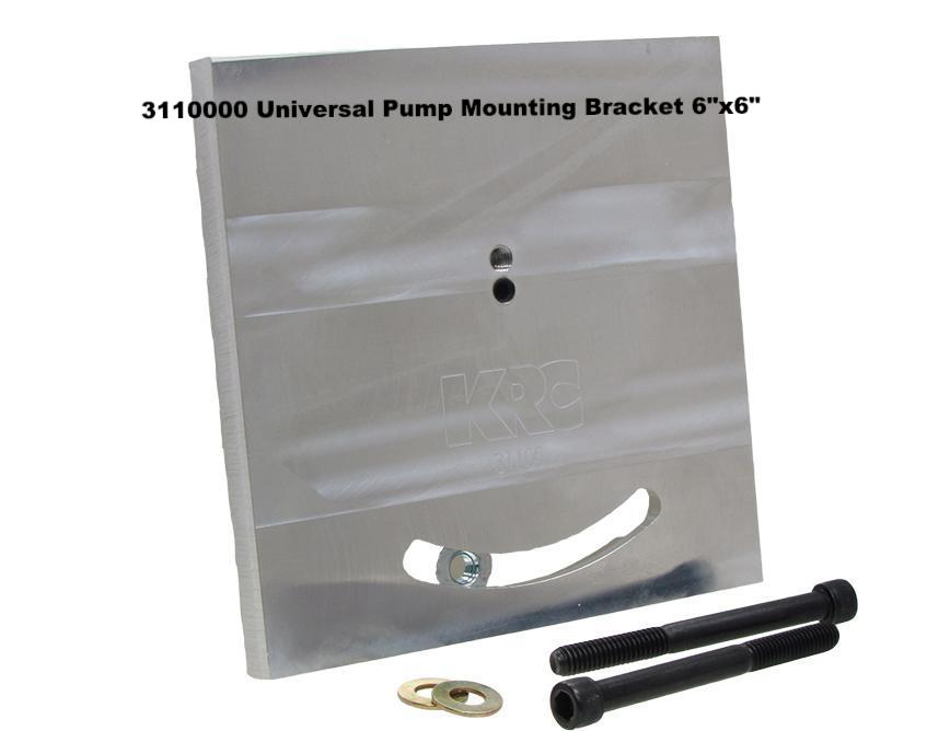 KRC Power Universal Mechanical Power Steering Pump Kit