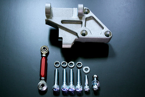 sr20 power steering bracket, sr20det power steering, low mount steering bracket sr20, naprec