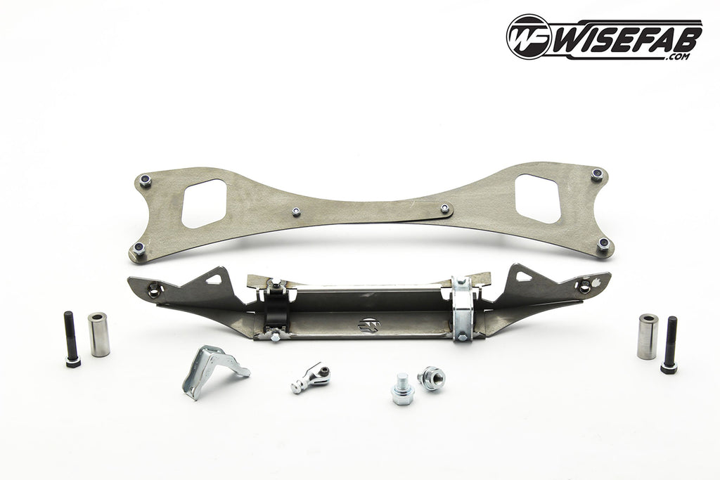 NISSAN S-CHASSIS LOCK KIT WITH RACK RELOCATION KIT FOR S13 HUBS - Quickstyle Motorsports