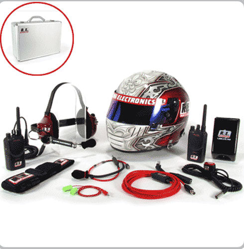 Racing Electronics Stingray Car and Crew System - 8ch MagOne radio