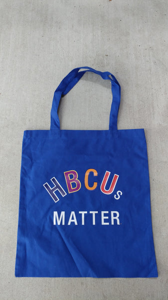 HBCUs Matter Tote Bag (more colors available)