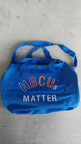 HBCUs MATTER Duffle BAG (more colors available)