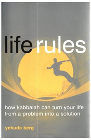 Life Rules- Paperback