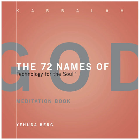 72 Names Meditation Book