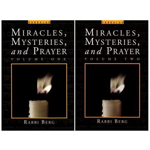 Miracles, Mysteries & Prayer Vol 1 & 2