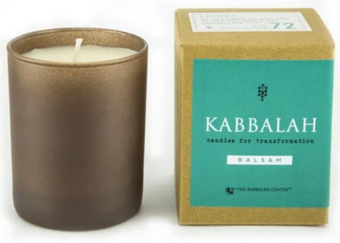 Candle for Transformation Balsam