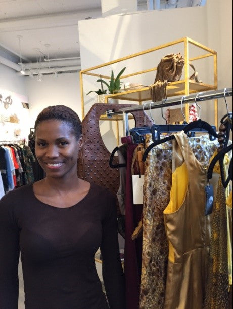 Visette Spring Collection Show: Meet Designer Kate S Mensah