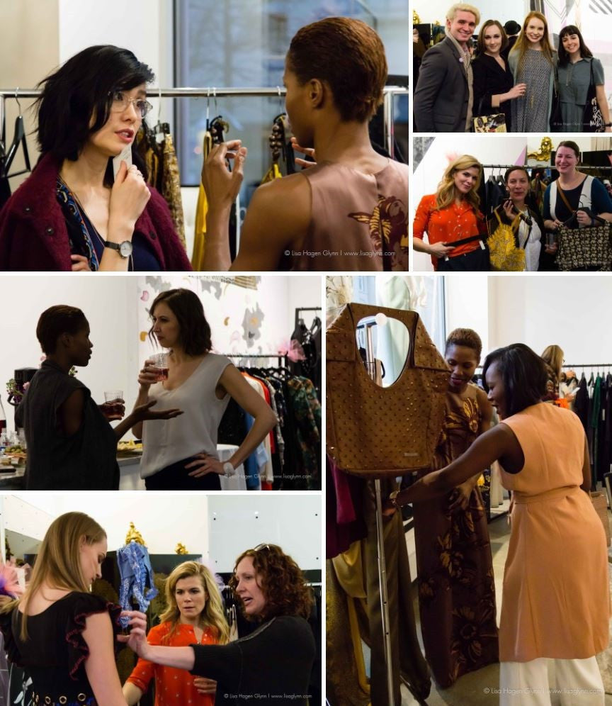 Visette Boutique Spring Fashion Preview Party