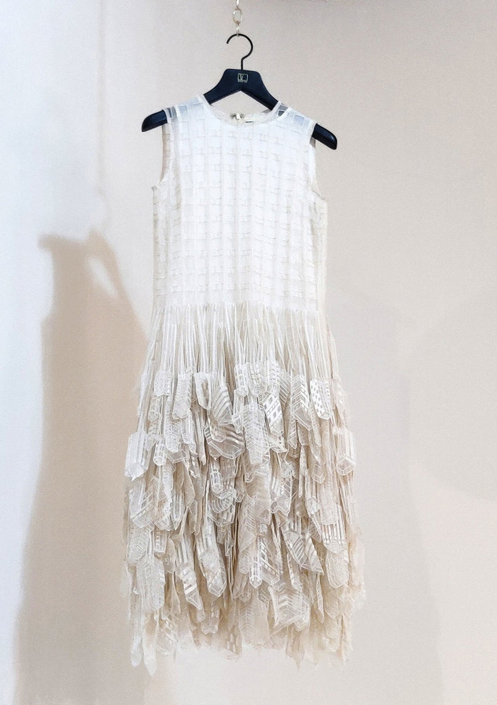 Rahul Mishra Embroidered Dress