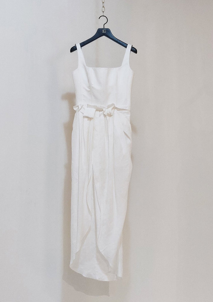 Museum of Fine Clothing Linen Tulip Dress