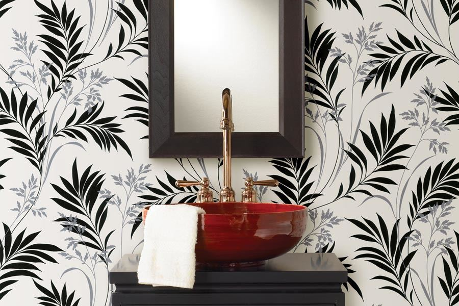So Can I Wallpaper Bathrooms Ensuites & Powder Rooms?