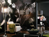 how to install wall murals