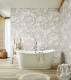 Elephant Jungle Wallpaper Bathroom