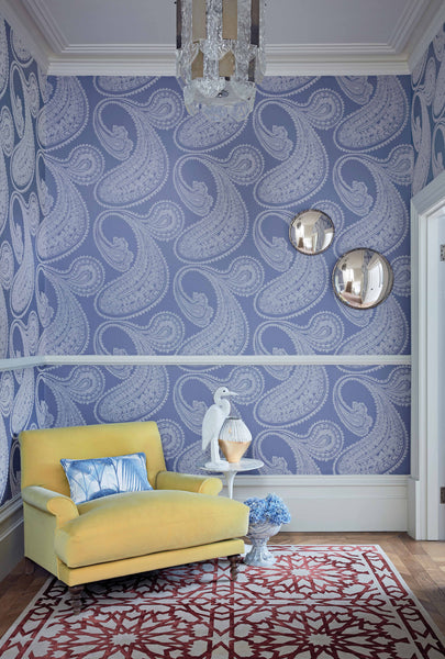 cole & Son Rajapur Room shot
