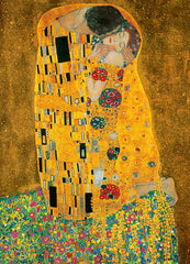 The Kiss Klimt Wallpaper Mural