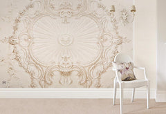 Stucco Roman Rose