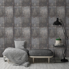 Distressed Concrete Tiles