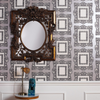 Prestigious Mirror Mirror French Frame Wallpaper
