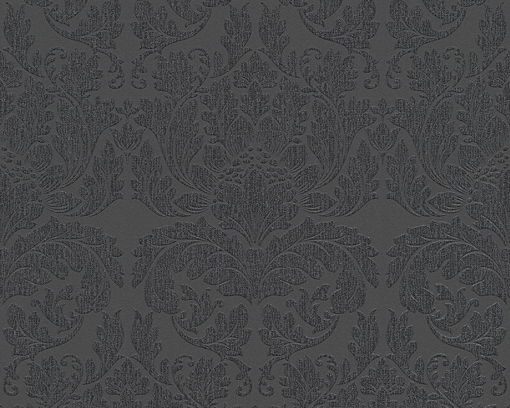 Classic Sparkling Damask
