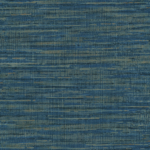 Deep Sea Faux Grasscloth